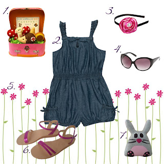 Little Sweets' Spring Look by SweeterThanSweets