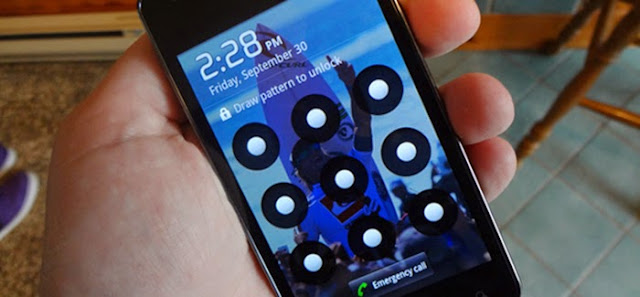 cara mengatasi hp android lupa pola