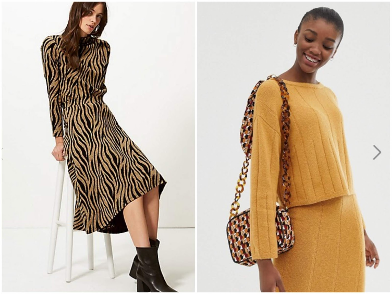Knitwear Co-Ords Sets For Now Into Spring   Style Me Curvy