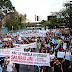 MG: Trabalhadores da educação de todo Estado cobram pagamento dos salários em Belo Horizonte