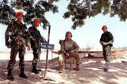 Berita Militer : Ketika 80 Anggota Paskhas TNI AU Siap Tempur Lawan Pasukan Khusus Australia di Timor Timur