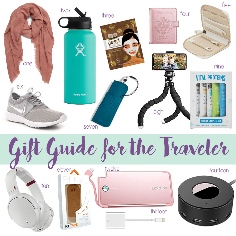 blogger amanda's ok's gift guide for the traveler