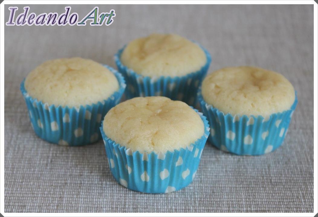 Cupcakes limón