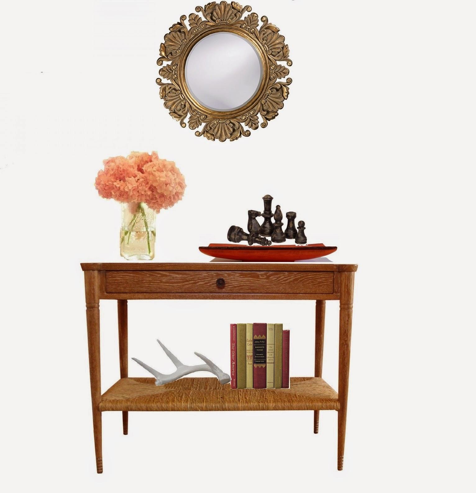 Meg-made Creations: End Table Decor Ideas - Bring ...