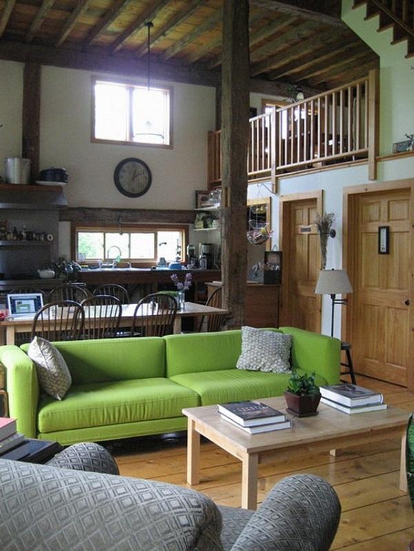 Cách trang trí phòng khách nhà cấp 4 nông thôn