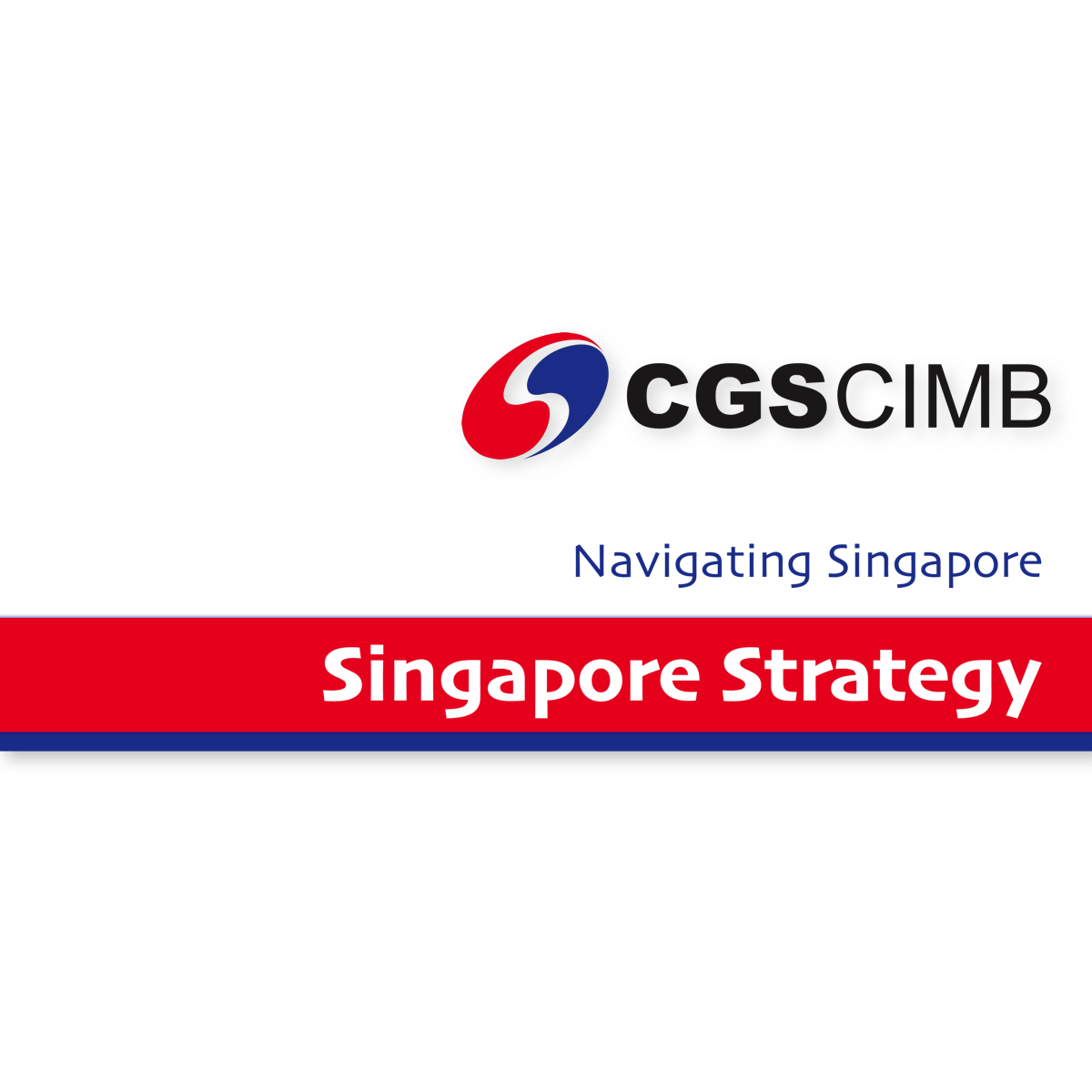 Singapore Market Strategy - CGS-CIMB Research  | SGinvestors.io