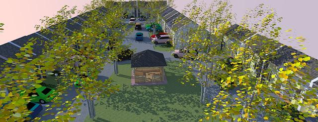 Gambar tempat tinggal
