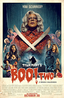 GIVEAWAY: Tyler Perry's Boo 2! A Madea Halloween prize pack