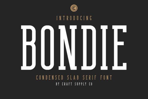 Bondie Download Font Free