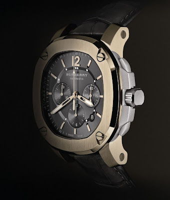 Burberry 'The Britain' Limited Edition Trench Gold Watch