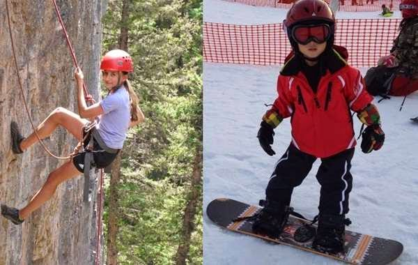Best Adventure Sports for Kids