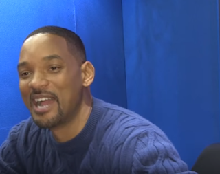 Will Smith Radio Interview About Bad Boys 3