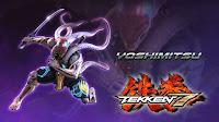 Tekken 7 Yoshimitsu wallpaper 1920x1080