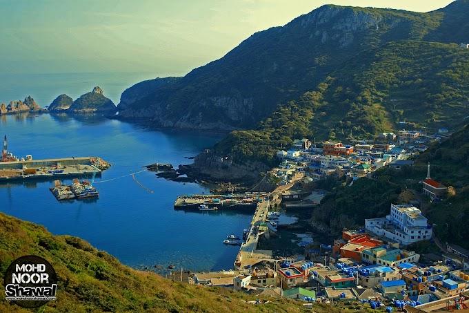 6 Pulau Unik Di Korea Selatan