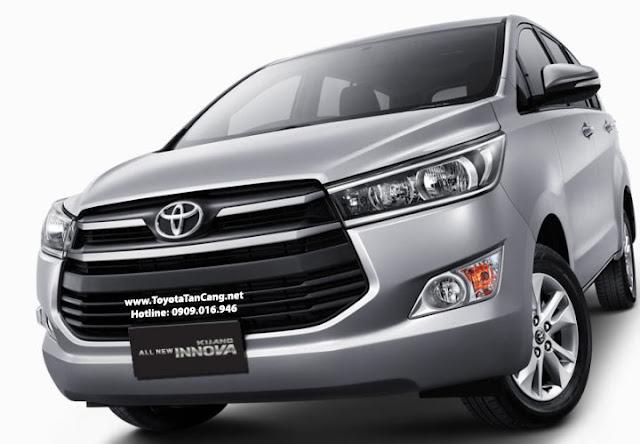 Toyota Innova 2016 chưa ra mắt tại Việt Nam