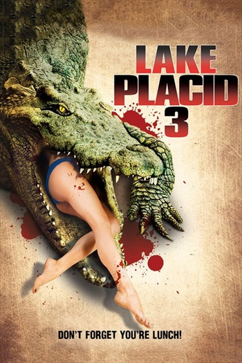 Lake Placid 3 2010 Dual Audio Hindi 480p TVRip 280mb