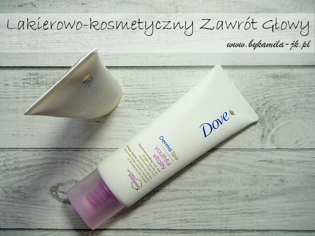 Dove krem do rąk Derma Spa Youthful Vitality
