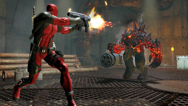 Deadpool PC Game Download Photo