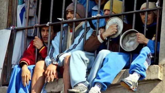 ONU revela torturas en las cárceles de Argentina