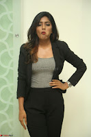 Actress Eesha Looks gorgeous in Blazer and T Shirt at Ami Tumi success meet ~  Exclusive 161.JPG