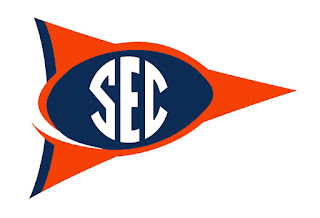 SEC Pennant Patch - 2008-2011