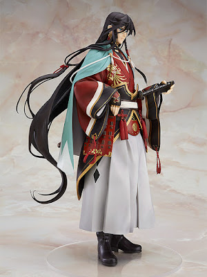 "zuminokami Kanesada de ""Touken Ranbu"" - Orange Rouge"
