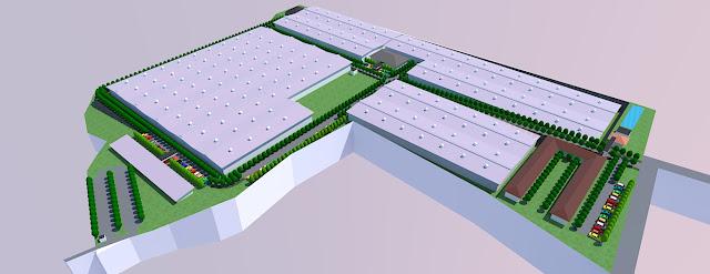 master plan kawasan industri