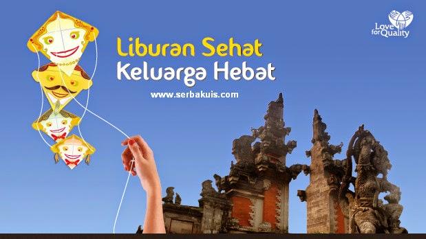 Dalam rangka hari keluarga Nasional minku akan share informasi menarik berhadiah liburan gratis ke Bali lho. Program ini diadakan oleh Prodia laboraturium. Jadi buat bunda yang sering check-up kesana, wajib ikutan program berhadiah ini ya. Berikut informasi selengkapnya