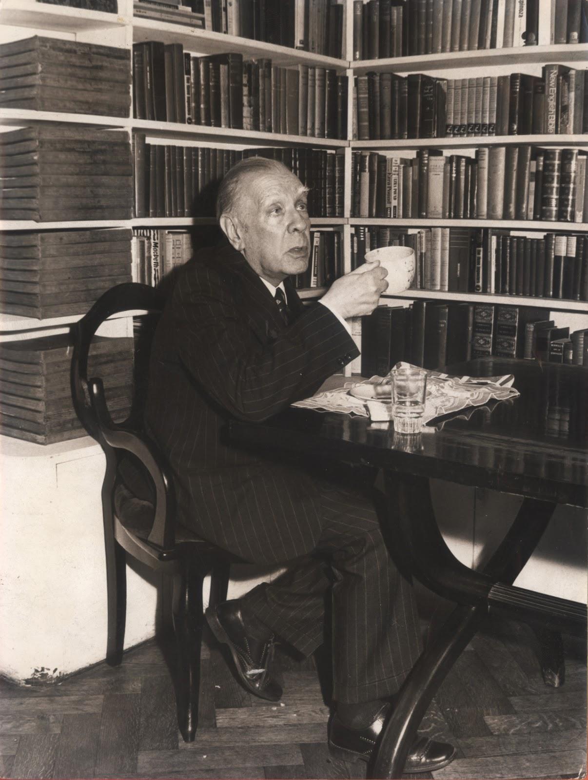 Borges todo el a o jorge luis borges juan mura a for Borges el jardin