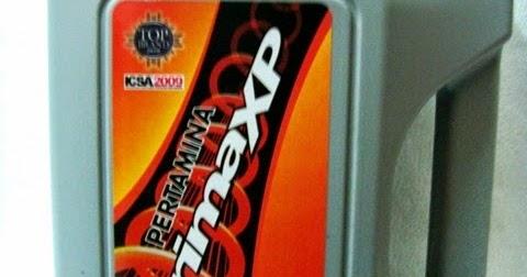 Harga Pertamina Prima XP 20W 50 SI 4 Liter 2016