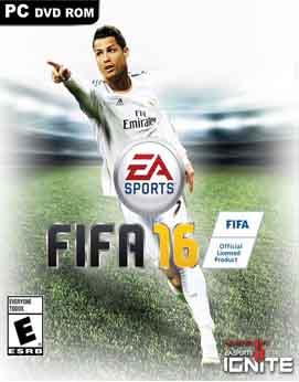تحميل لعبة فيفا FIFA 16