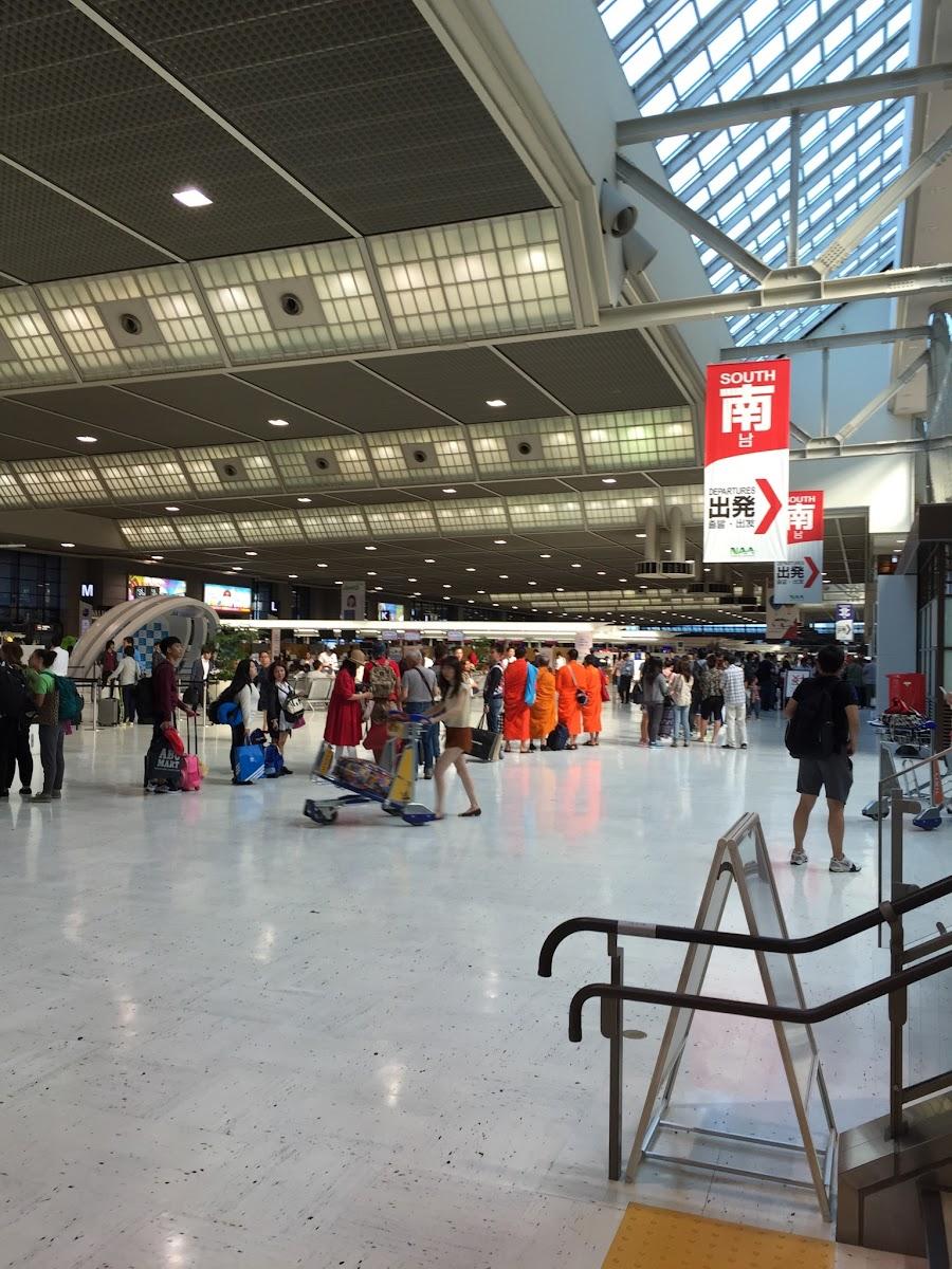 大丈夫かな、成田国際空港 | マイル修行:JAL・JGCの旅
