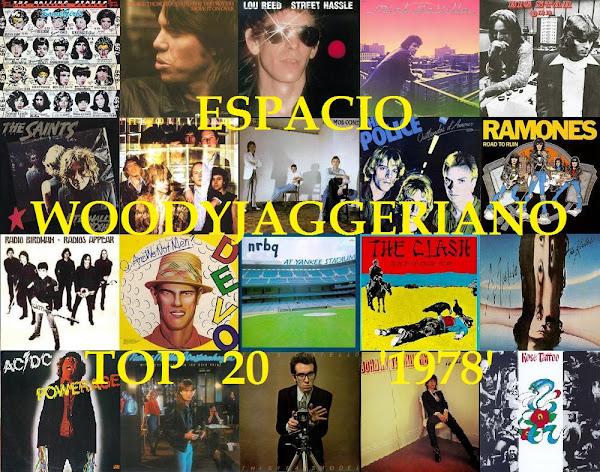 Los mejores discos de 1978