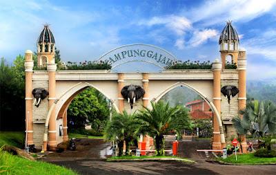 Harga Tiket Kampung Gajah Terbaru 2017