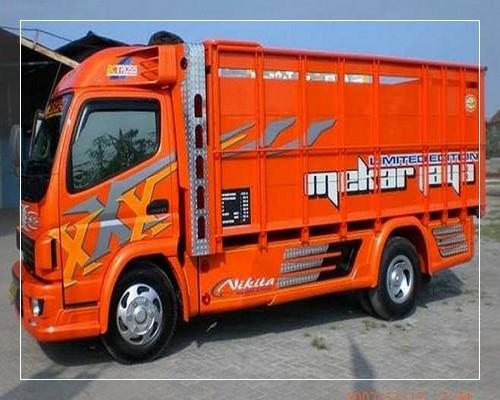 Foto modifikasi truk canter terbaru hino ragasa fuso dutro ...