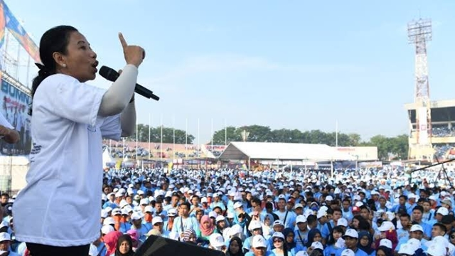 150.000 Orang dari Keluarga Besar BUMN Dikerahkan ke Jakarta, Berbarengan Kampanye 01 di GBK