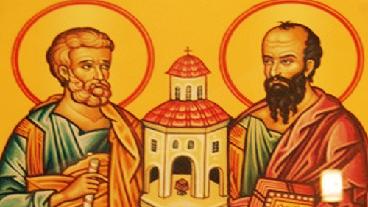 Cantos missa de São Pedro e São Paulo