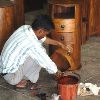 Thakat Columns - Fair Trade Furniture