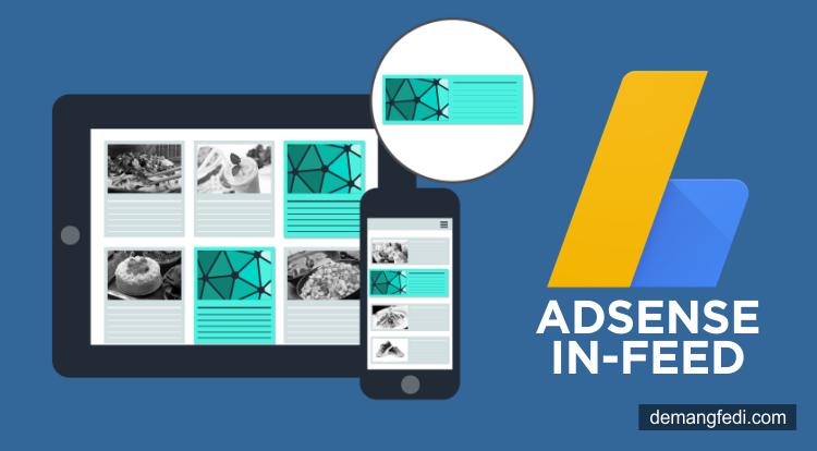 Cara Membuat Unit Iklan Adsense In-Feed Blog AMP