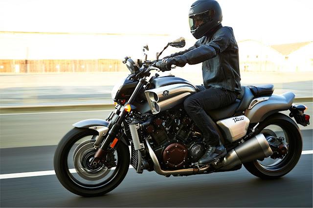 Yamaha VMAX top speed