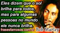 Frase de Bob Marley sobre Igualdade
