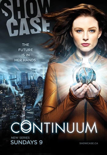 Continuum Temporada 1 Completa HD Latino