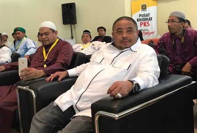 Motif Rakyat Datang Murni Beri Dukungan, Bukan Uang Transport