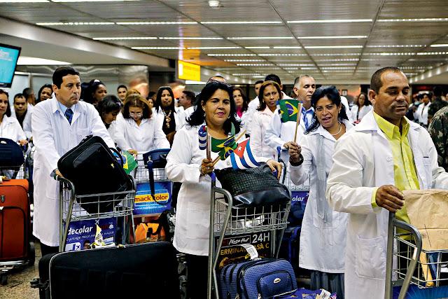 Narrativa do PT cai por terra após 84% das vagas do Mais Médicos serem preenchidas em 72h