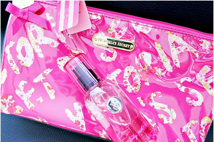 Amsterdam :: Shopping Haul Victoria Secret Bombshell Body Mist