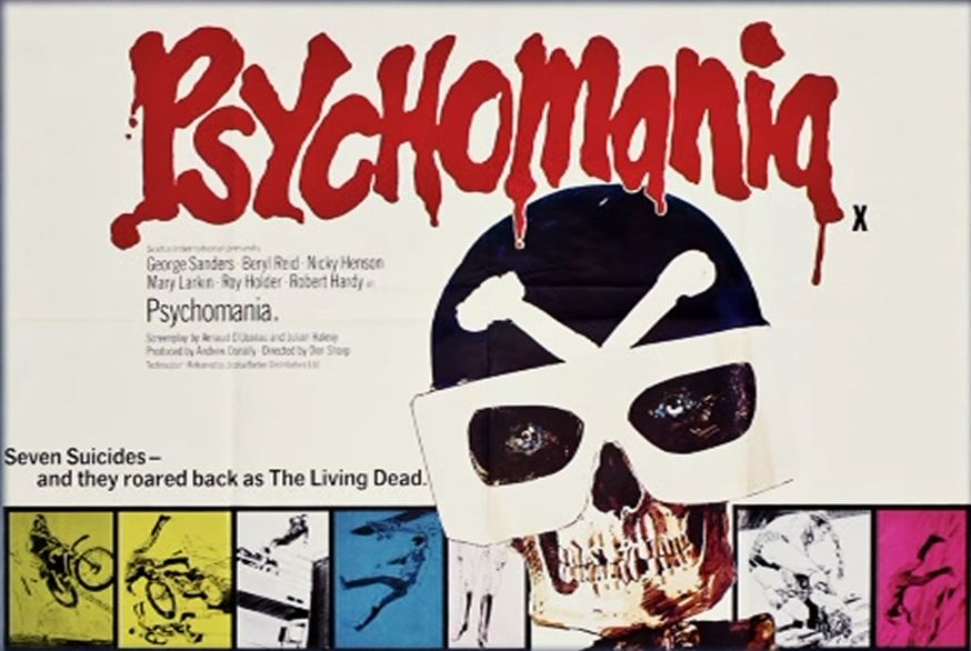 df066232b3 The Gentlemen s Blog to Midnite Cinema  Psychomania (1972)