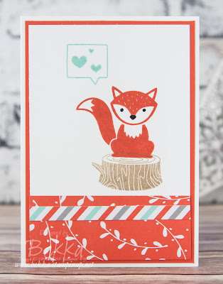 Foxy Friends - A Cute Card for Any Occasion