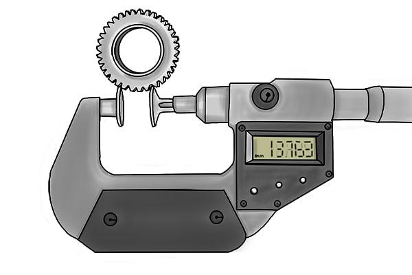 İşe Özel Mikrometre Tasarımları