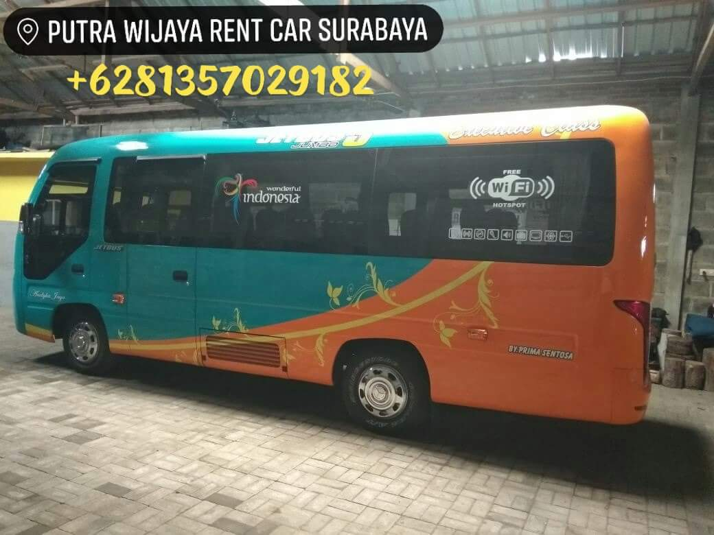 Rental Car Surabaya East Java - Putra Wijaya Rent Car