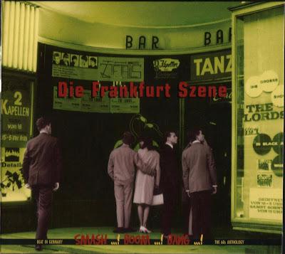 Die Frankfurt Szene - Beat In Germany /Smash Boom Bang